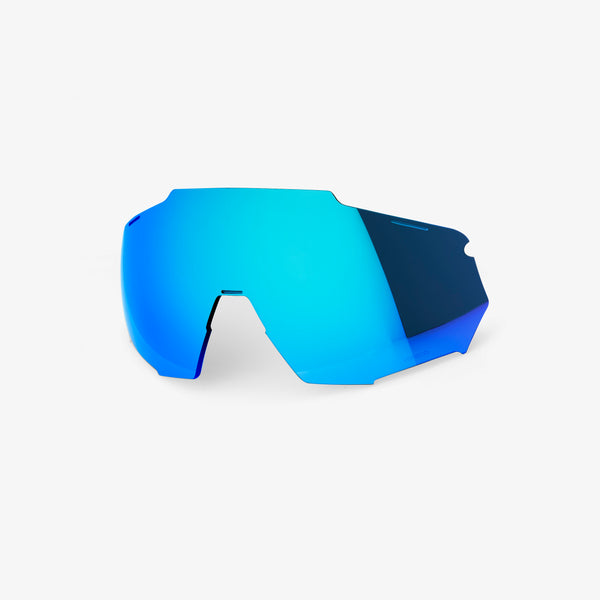 RACETRAP Replacement Lens - HiPER Blue Multilayer Mirror