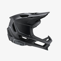 TRAJECTA All Mountain/Enduro Helmet Essential Black