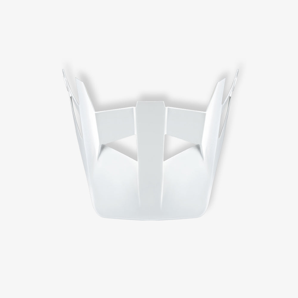 AIRCRAFT Replacement Visor - Plain White
