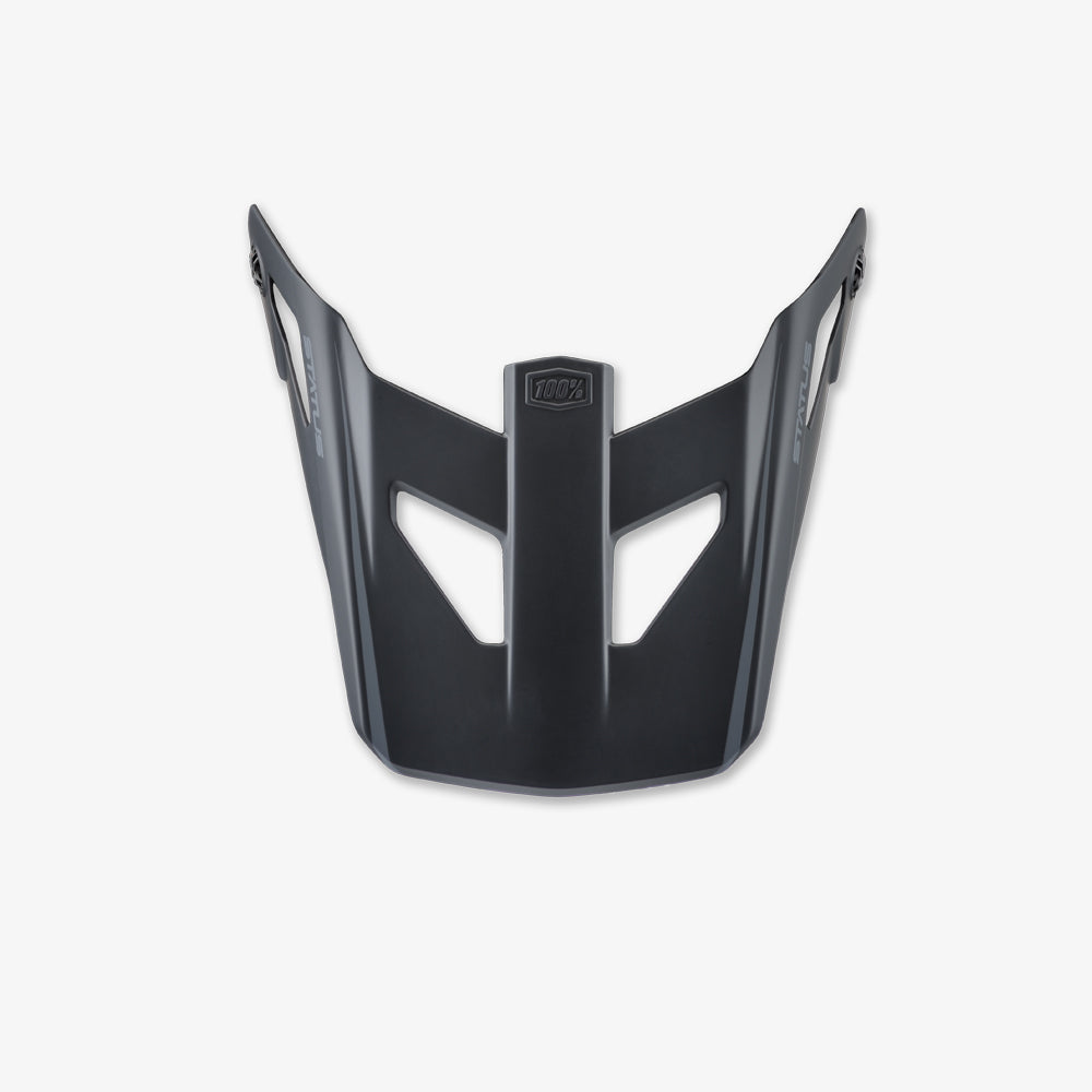 STATUS Replacement Visor - Black Meteor
