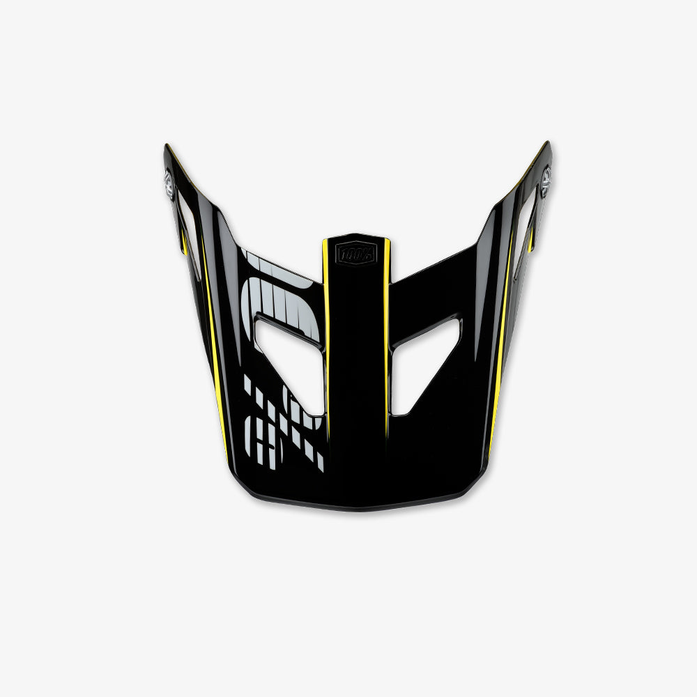STATUS Replacement Visor - D-Day Yellow