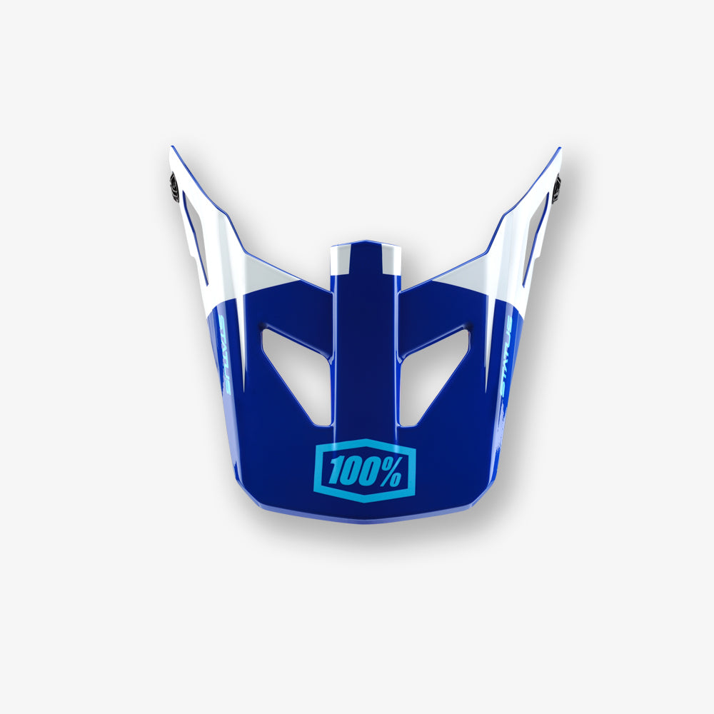 STATUS Replacement Visor - Kelton Blue