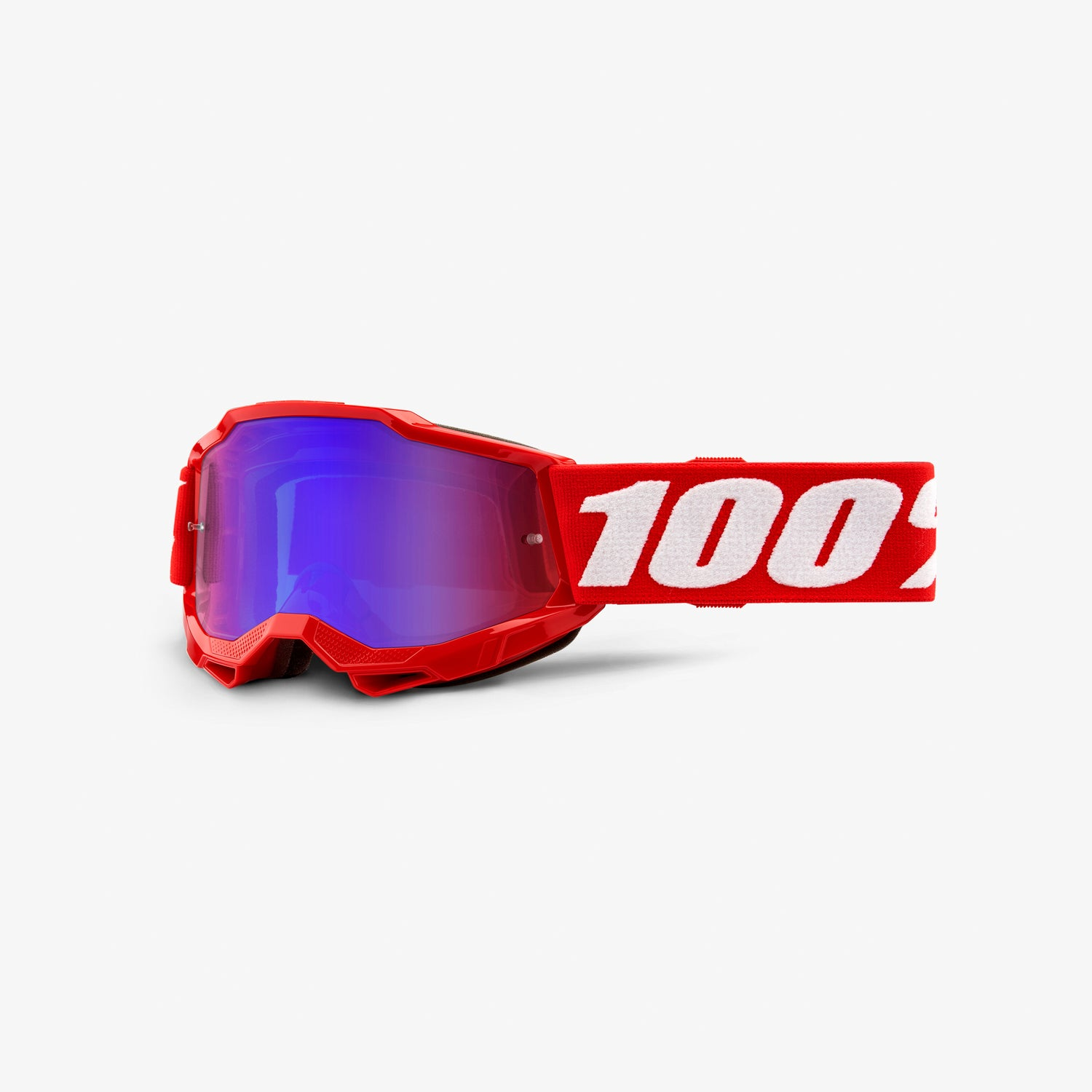 ACCURI 2 Youth Goggle Neon Red