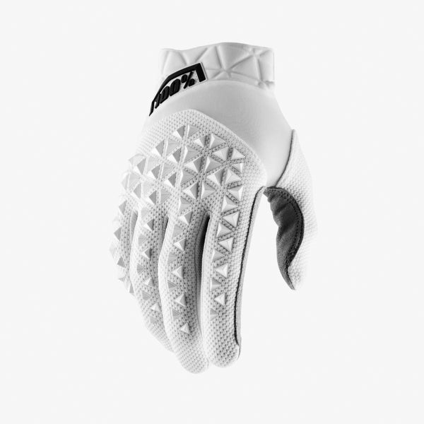 AIRMATIC Gloves White