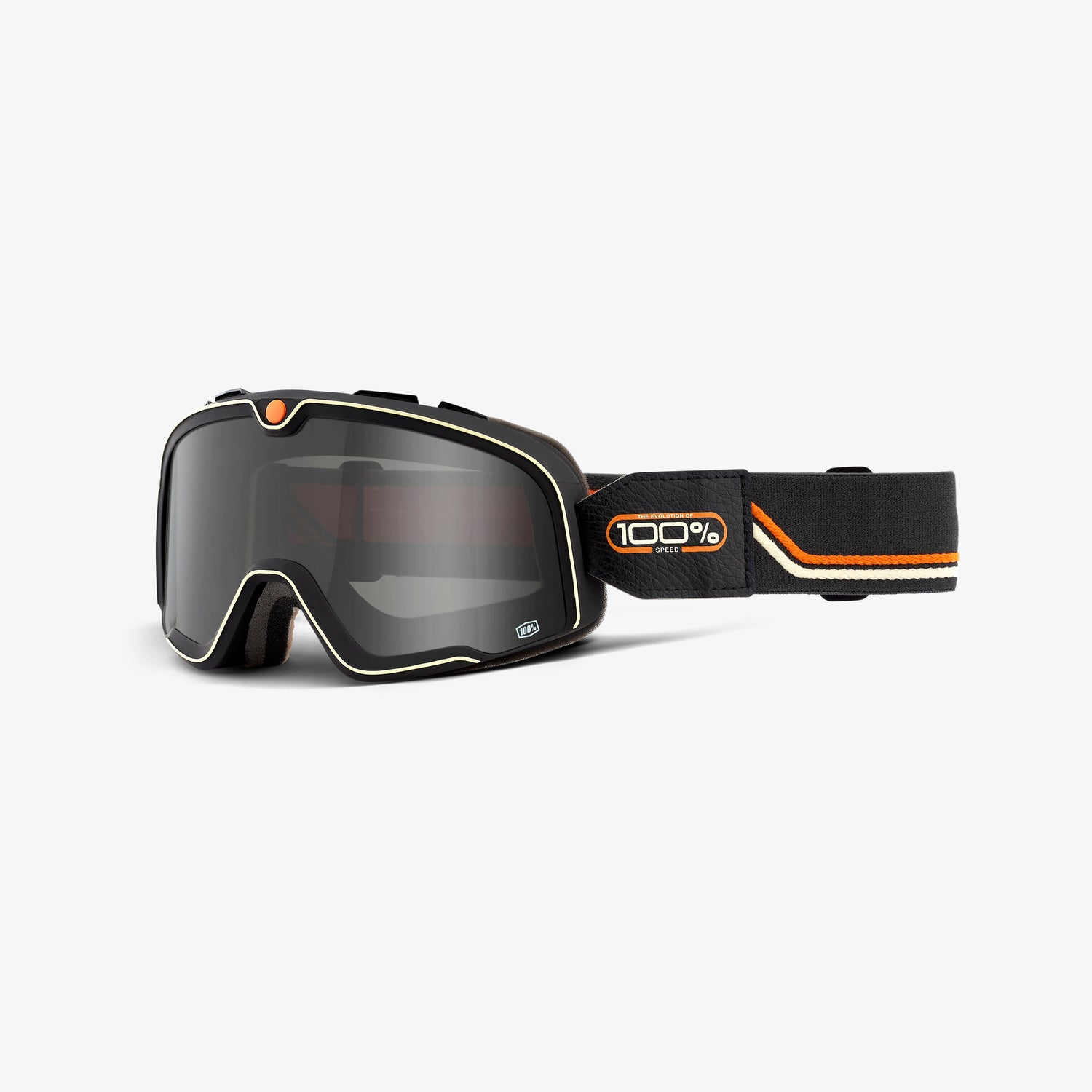 BARSTOW Goggle Team Speed Smoke Lens