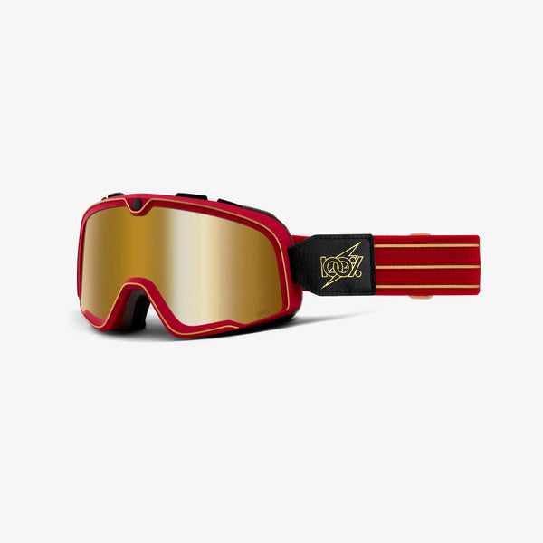 BARSTOW Goggle Cartier True Gold Lens