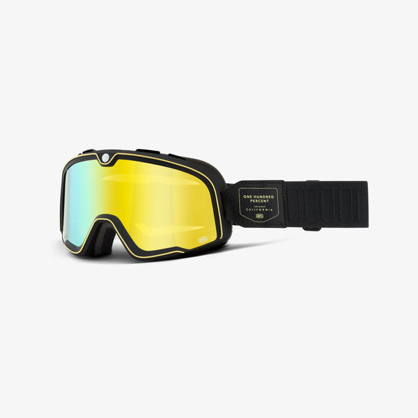 BARSTOW Goggle Caliber Flash Yellow Lens