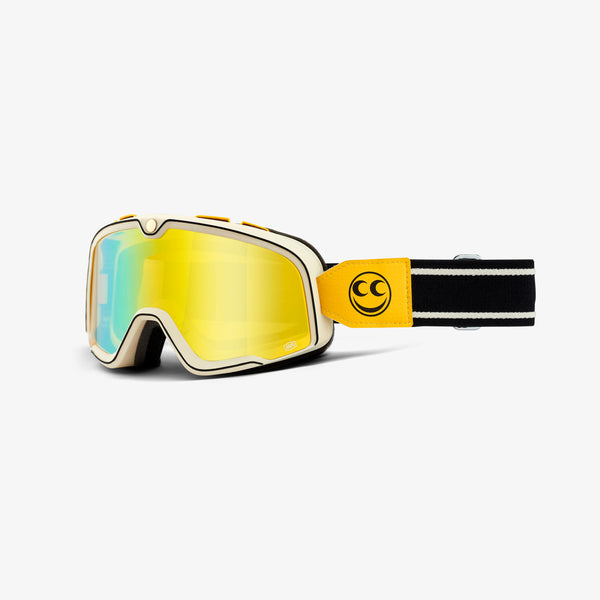 BARSTOW Goggle See See Flash Yellow Lens