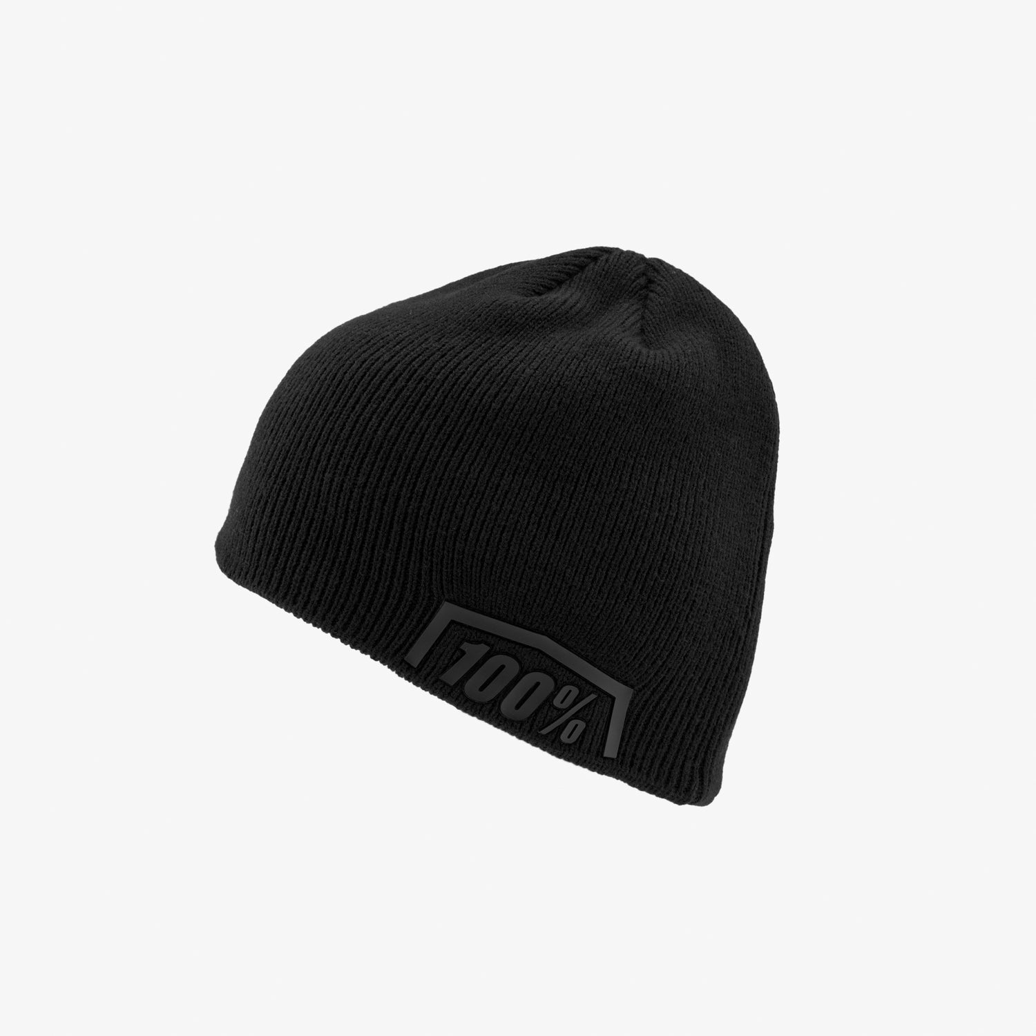 ESSENTIAL Beanie Black/Black