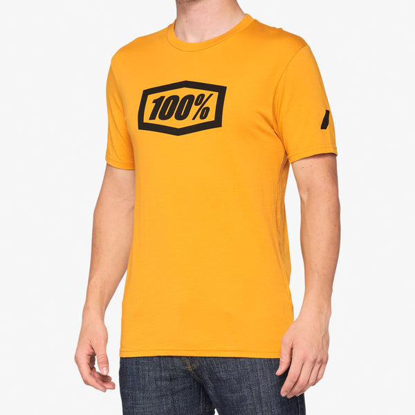 ESSENTIAL T-Shirt Goldenrod
