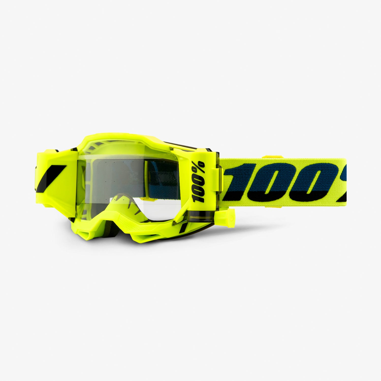 ACCURI 2 FORECAST Goggle Fluo Yellow - Clear Lens