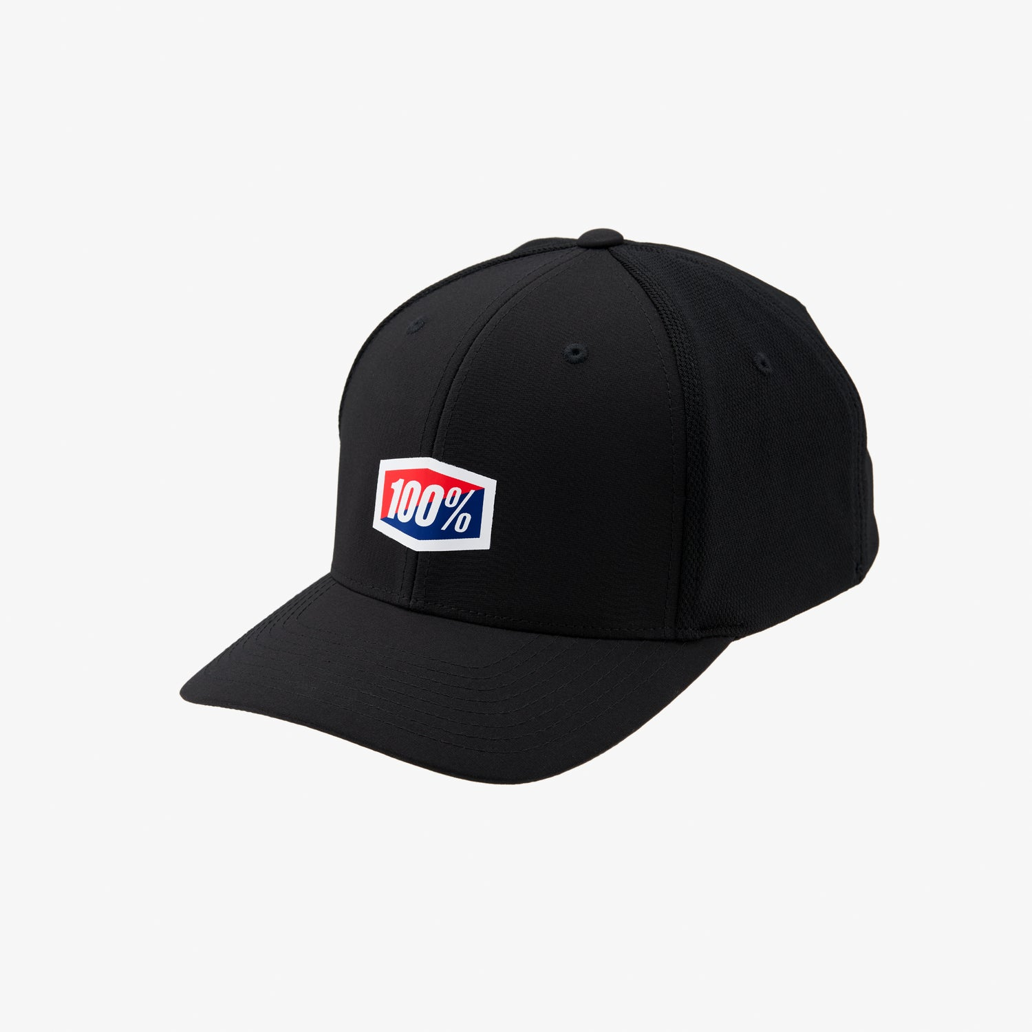 CONTACT X-Fit Snapback Hat Black