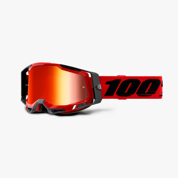 RACECRAFT 2 Goggle Red