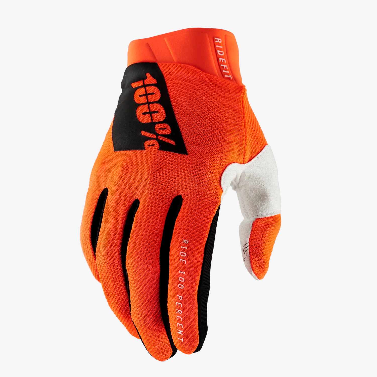 RIDEFIT Gloves Fluo Orange