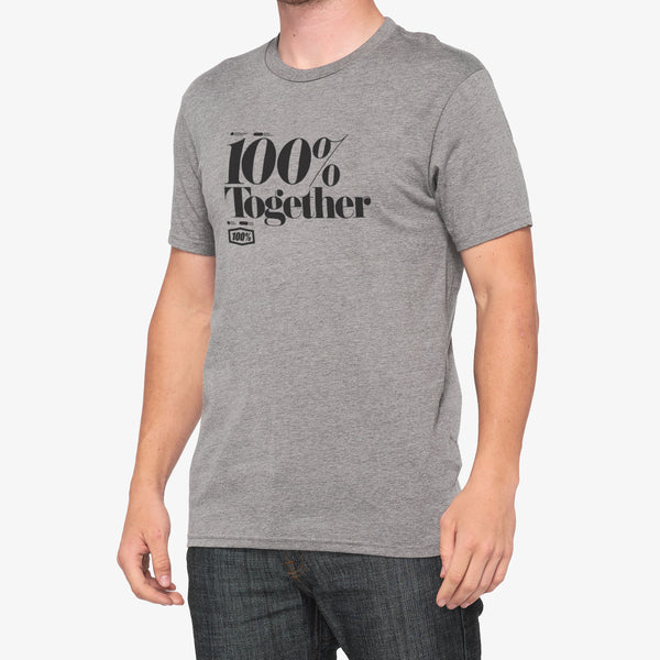 TOGETHER T-Shirt Heather Grey