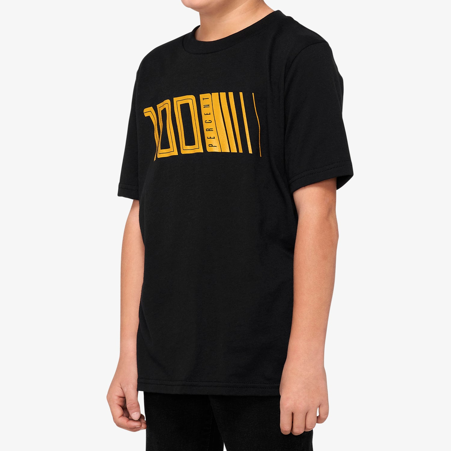 PULSE Youth T-shirt Black