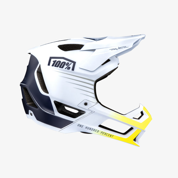 TRAJECTA Helmet White/Navy