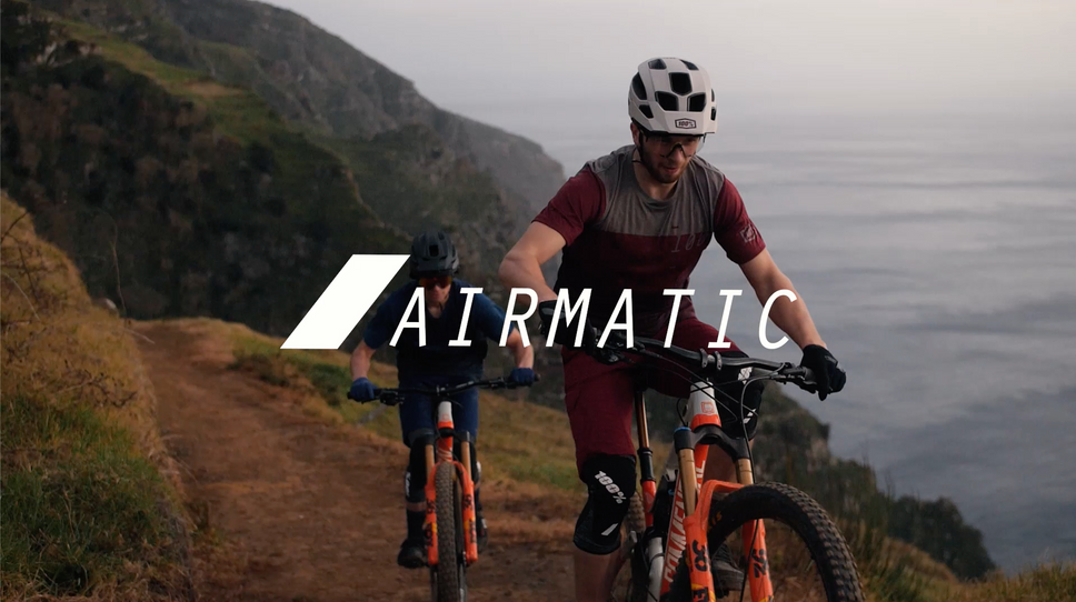 Airmatic All Mountain Bike Gear