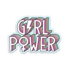 Load image into Gallery viewer, Girl Power Sticker