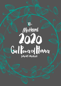 2020 Girl Powered Planner BONUS CONTENT!