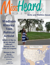Load image into Gallery viewer, Digital Issues of MissHeard Magazine