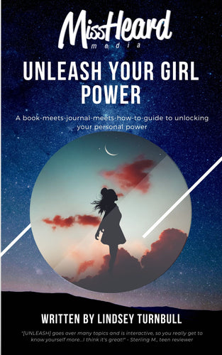 UNLEASH YOUR GIRL POWER eBook!