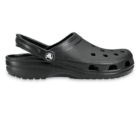Men's Crocs Classic Cayman Clog Shoe Black