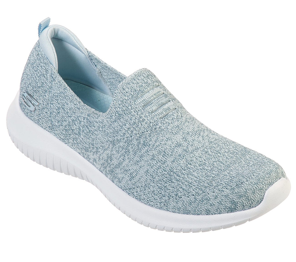 Women's Skechers Ultra Flex Harmonious Shoe Blue