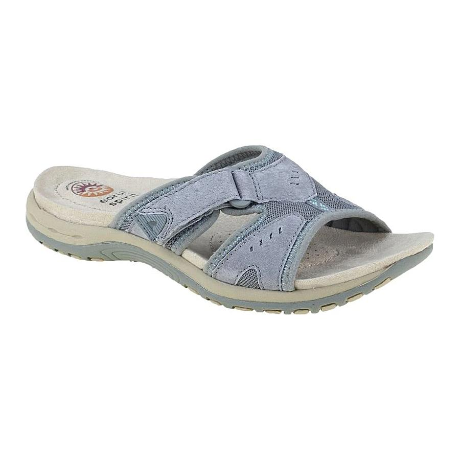 Women's Earth Spirit Wickford Sandal Frost Grey