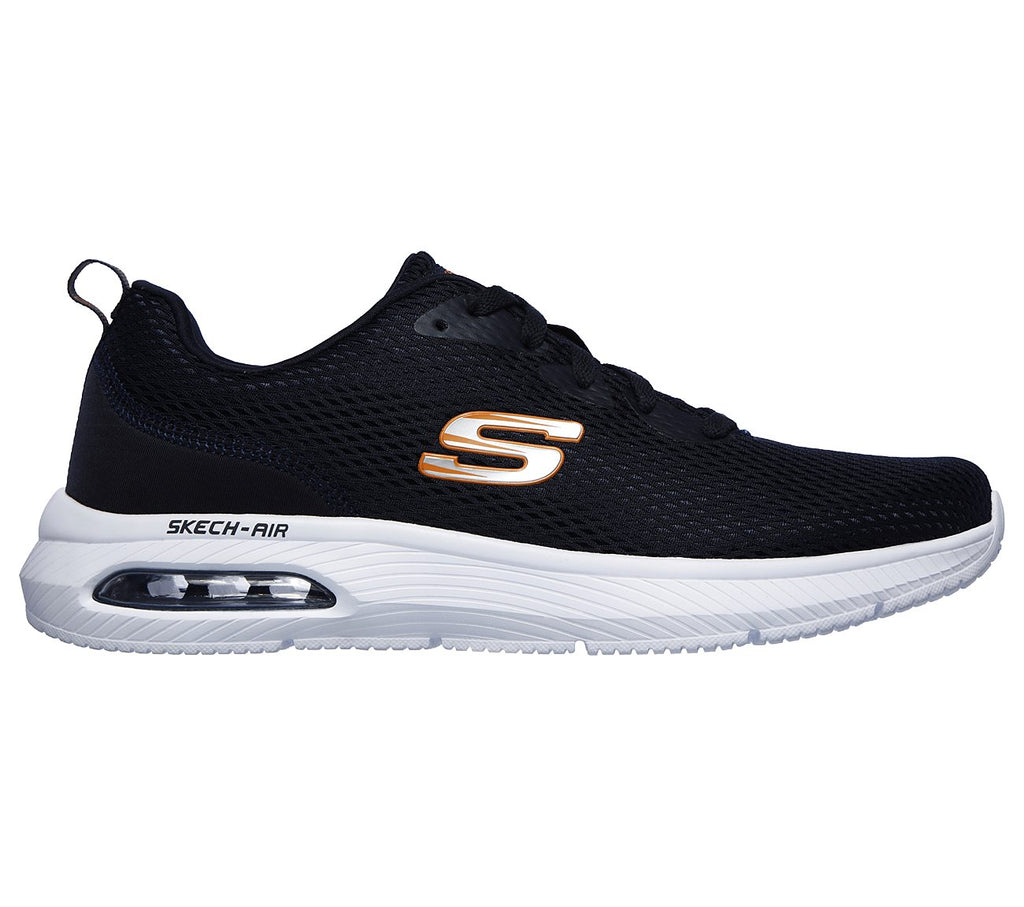Men's Skechers  SKECH-AIR: DYNA-AIR Shoe Navy Blue