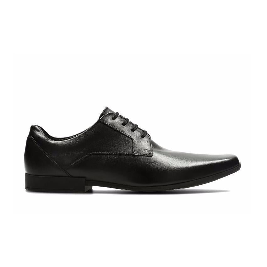 Men's Clarks Glement Lace Shoe Black