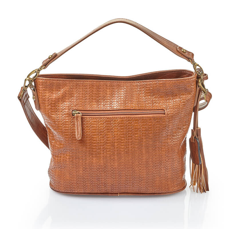 Women's Rieker Nuss Handbag Brown