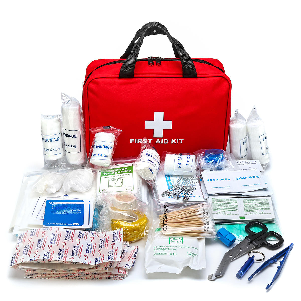 Rescue One First Aid Kit Survival Home or Office