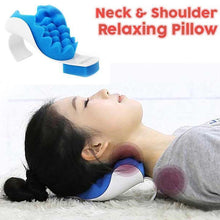 Load image into Gallery viewer, Neck and Shoulder Pain Therapy Pillow