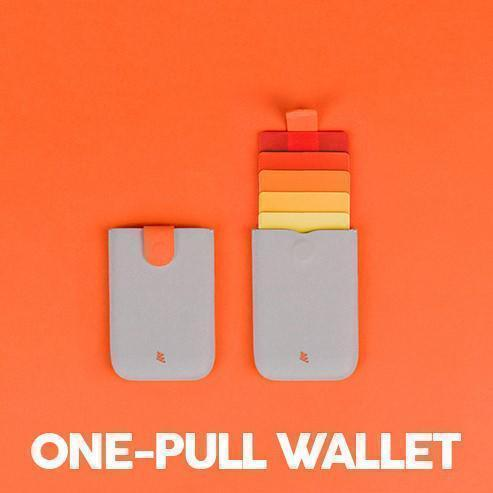 One-Pull Wallet