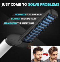 Load image into Gallery viewer, Professional Hair Stylist Comb for Men
