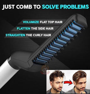 Professional Hair Stylist Comb for Men