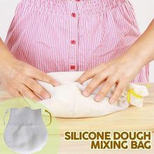 Load image into Gallery viewer, Silicone Dough Mixing Bag
