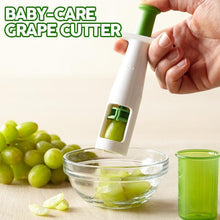 Load image into Gallery viewer, Baby-Care Grape Cutter