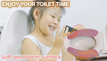 Load image into Gallery viewer, Bathroom Toilet Seat Warmer Cover (Set of 2)