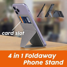Load image into Gallery viewer, 4 in 1 Foldaway Phone Stand