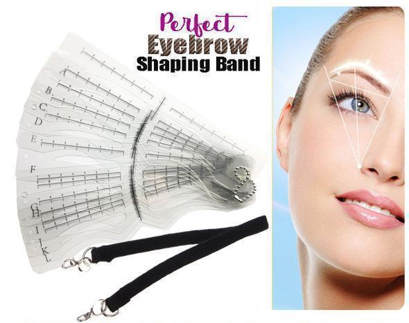 Perfect Eyebrow Shaping Band