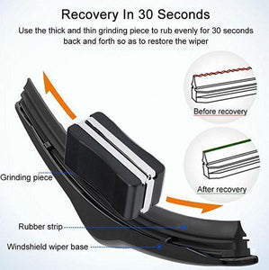 Windshield Wiper Repair Kit