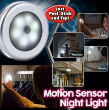Load image into Gallery viewer, Motion Sensor Night Light