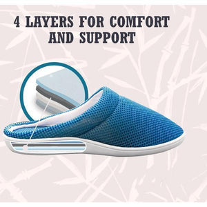 Magic Anti-Fatigue Gel Slippers