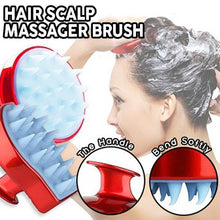 Load image into Gallery viewer, Hair Scalp Massager Brush