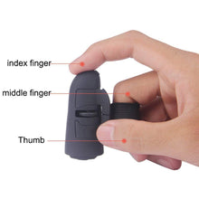 Load image into Gallery viewer, USB Wireless Finger Mouse