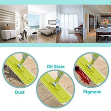 Load image into Gallery viewer, 360 Degree Microfiber Floor Spray Mop