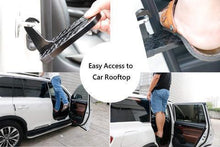 Load image into Gallery viewer, Portable Vehicle Rooftop Door Step
