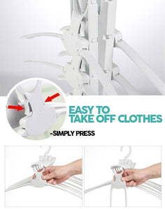 Multi-functional Clothes Hanger